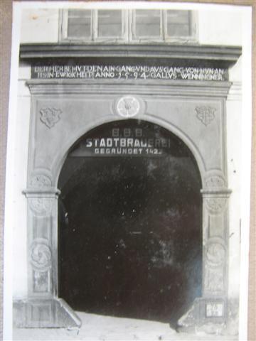 Benešovská radnice